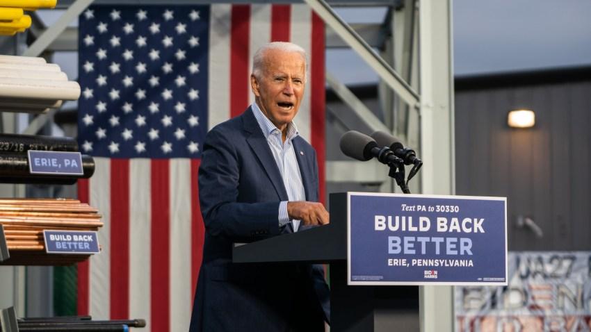 Joe Biden speaks