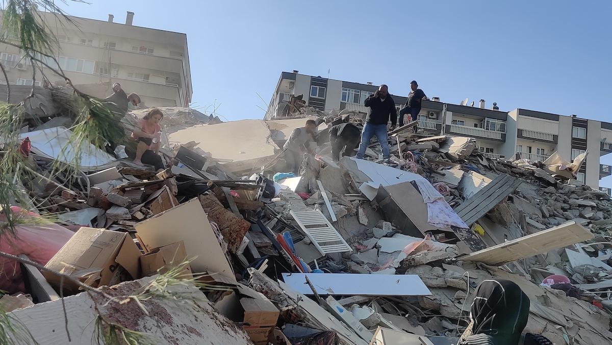 Quake Kills 6 in Western Turkey, Rattles Greek Island – NBC Connecticut