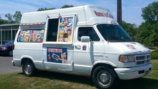 Ice crem truck