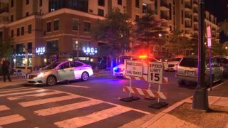 DC carjacking scene