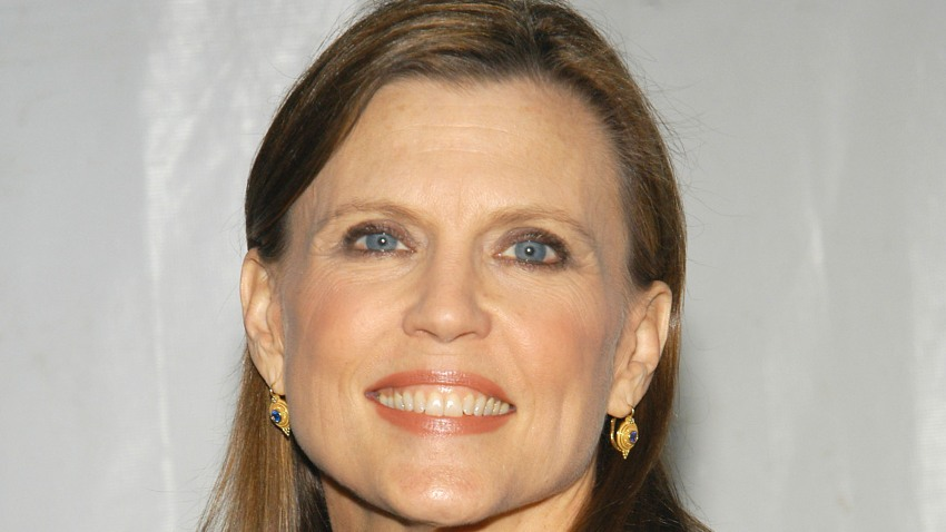 """NEW YORK - JUNE 16: Actress Ann Reinking attends AOL Time Warner Presents """"Broadway Under The Stars,"""" a free concert in Bryant Park on June 16, 2003 in New York City."""