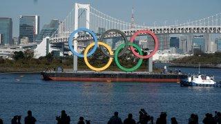 Olympic Symbo Tokyo