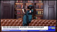 CT LIVE!: Mystery Dining Experience in Hartford