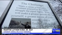 CT LIVE!: Martin Luther King, Jr. Memorial in Simsbury