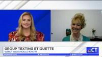 CT LIVE!: Group Texting Etiquette