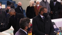 Former MLB Star Alex Rodriguez Attends Inauguration