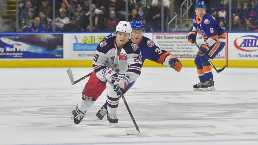 Hartford Wolf Pack v Bridgeport Sound Tigers