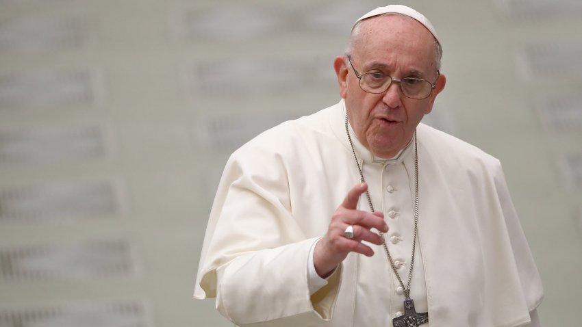 Pope Franicis