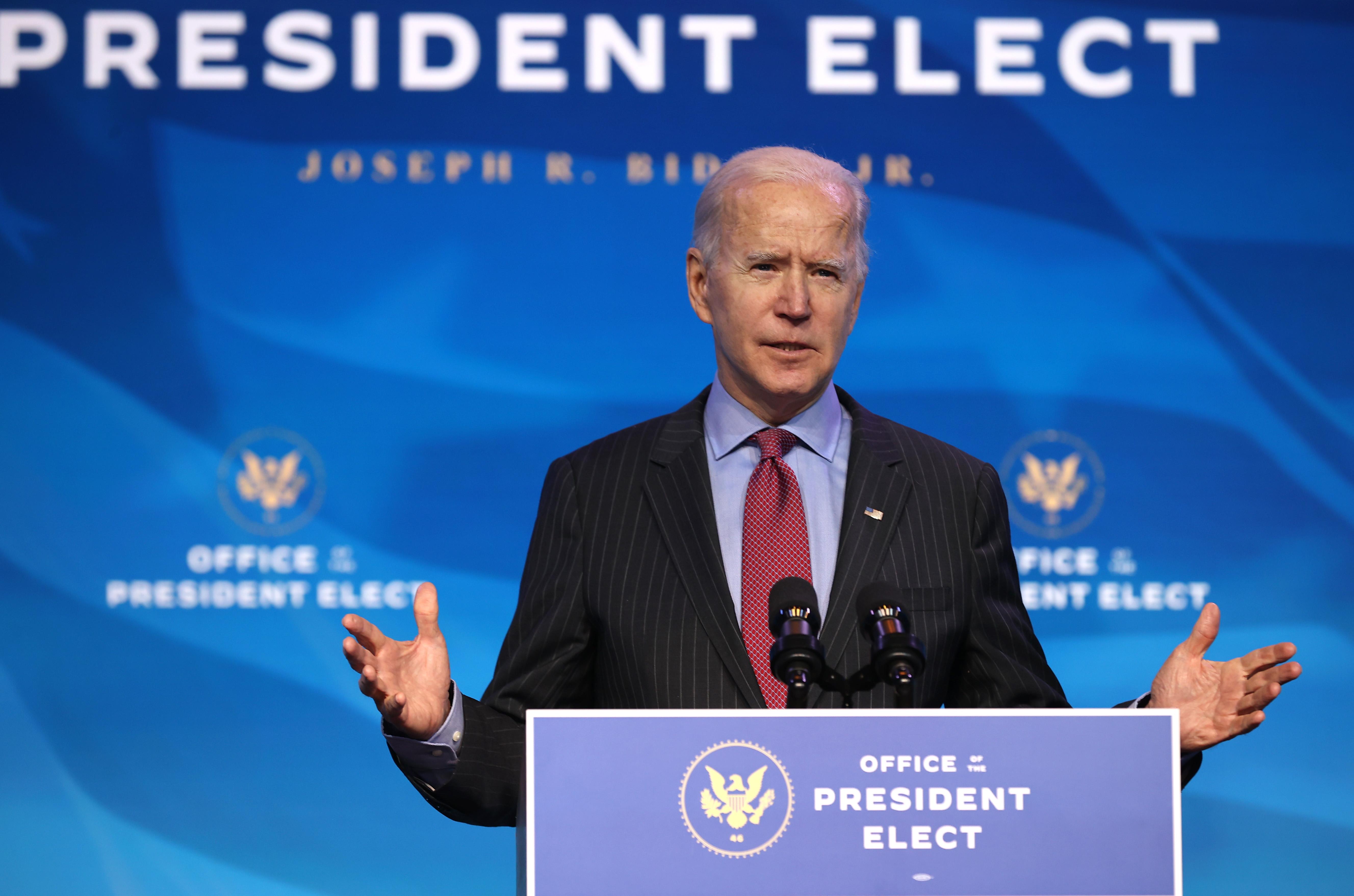 Biden Picks Familiar Faces for Top Roles at FEMA, CIA – NBC Connecticut