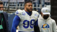 Man Walks Back Aaron Donald Assault Allegation, Apologizes to NFL Star