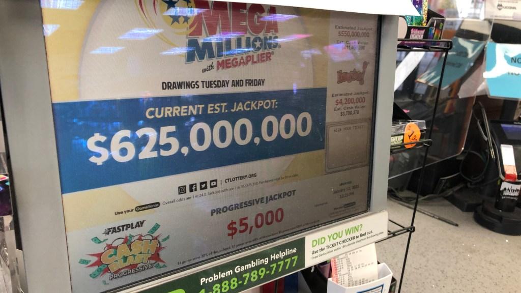 Connecticut Mega Millions