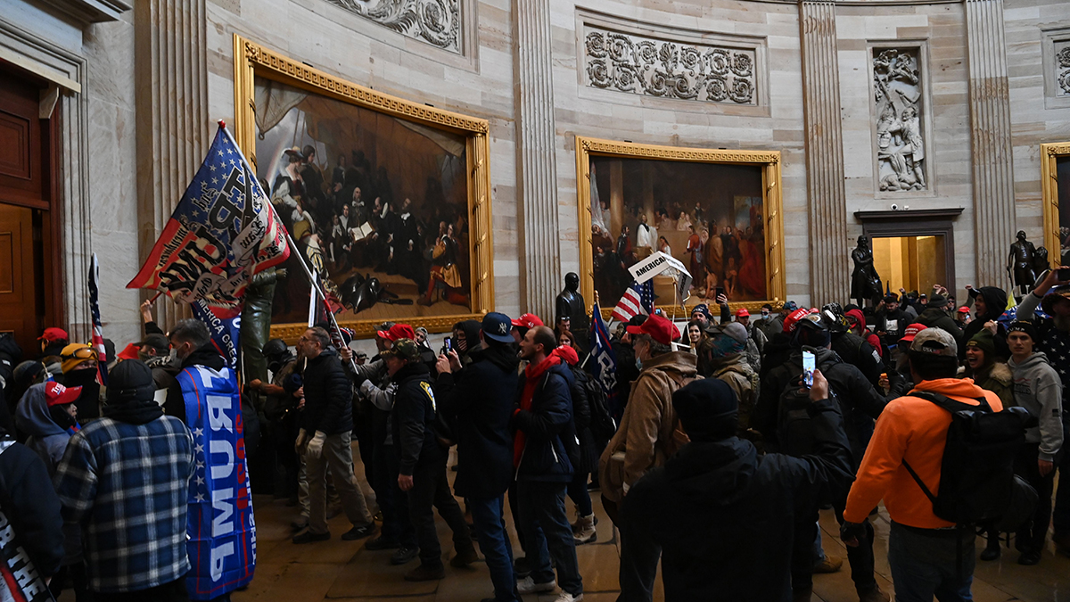 Rioters Flaunt Involvement in Capitol Siege – NBC Connecticut