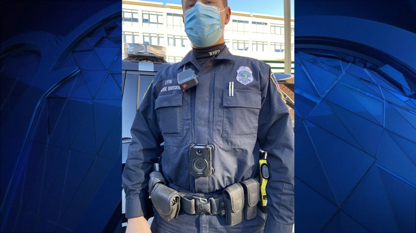 West Hartford police wear body camera