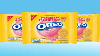 Oreo Is Releasing a Strawberry Frosted Donut Flavor in March