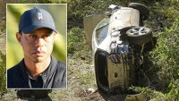 Tiger Woods Transferred to Cedars-Sinai to Continue Recovery From SUV Crash
