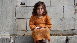 The grim statistics were released in a UNICEF report ahead of the 10th anniversary of Syria's conflict that began in mid-March 2011
