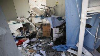 Syria damage