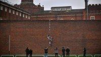Elusive Artist Banksy Confirms He's Behind Prison Artwork