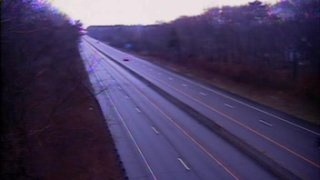 Interstate 91 in Madison