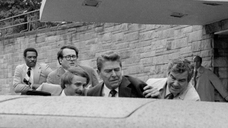 The Day the President Almost Died: A Look Back at the Reagan Assassination Attempt