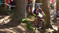 Kate Courtney Doesn't Mind if Mountain Biking is Her Only Talent