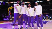Lakers Won't Visit White House During Upcoming Road Trip to DC