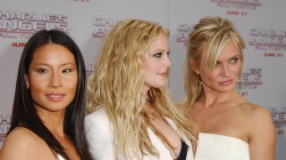 Lucy Liu, Drew Barrymore and Cameron Diaz