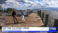 CT LIVE!: Day Trip to Stony Creek