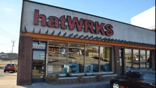 Hatwrks in Nashville.