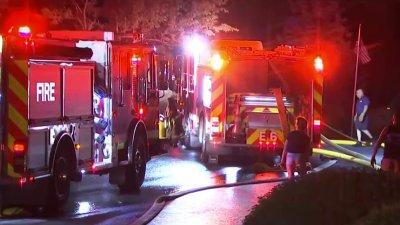 2 Injured in Waterbury Apartment Fire