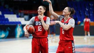 2018 FIBA Women's Basketball World Practice