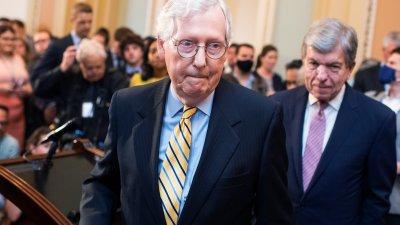 Senate Republicans Block Voting Rights Bill