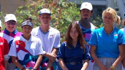 First Team USA Olympic Skateboarding Team Introduced