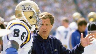 UCLA coach Terry Donahue