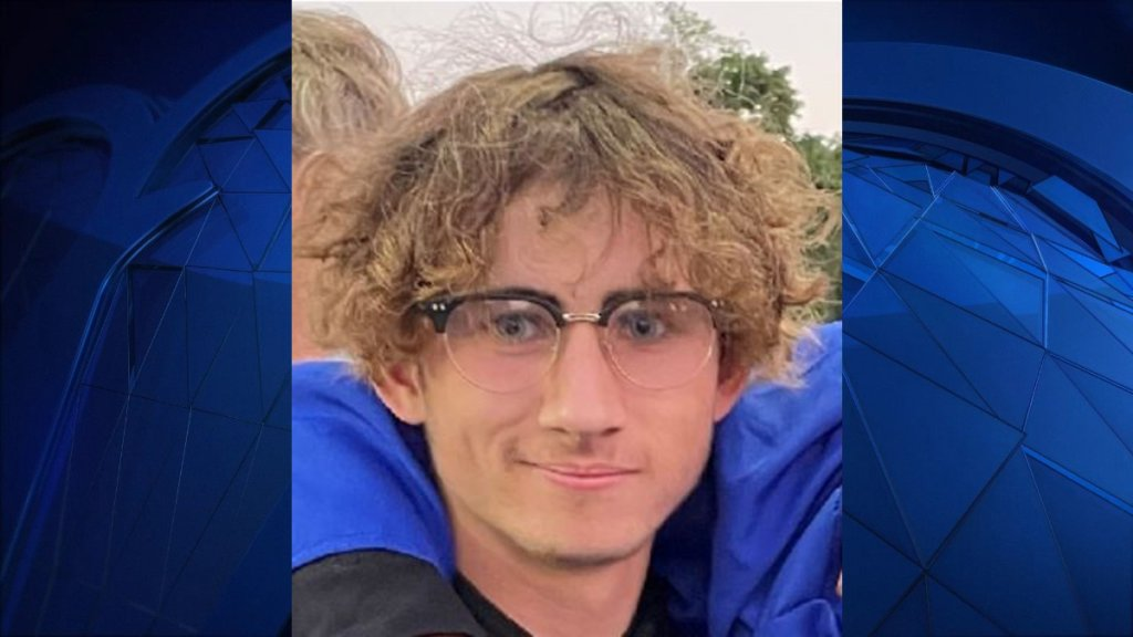 Photo of missing teen ANTHONY NAGORE