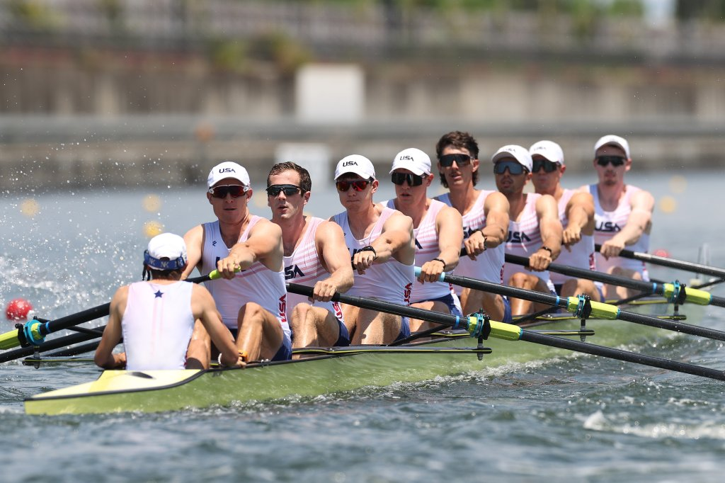 Rowing - Olympics: Day 1