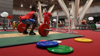 Find out how to watch every lift of the Tokyo Olympics weightlifting competition.