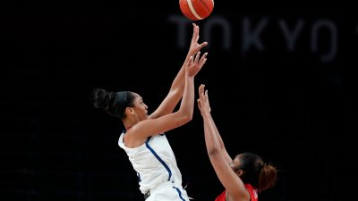 USA to Defend 51-Game Win Streak Against France in Women's Basketball Preliminary