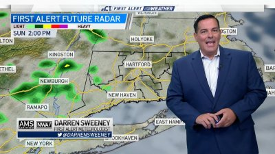Forecast for Sunday, August 1