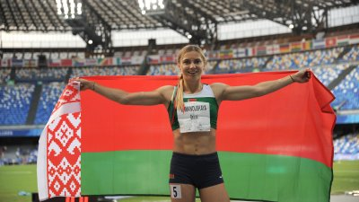 Sprinter 'Will Not Return to Belarus' After Coaches Try to Force Her Onto Plane Home