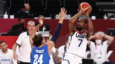 USA to Face Spain in Quarterfinals of Men's Basketball