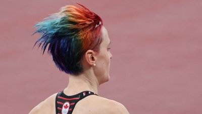 Which Olympian Wins Most Eye-Catching HairdoinTokyo?