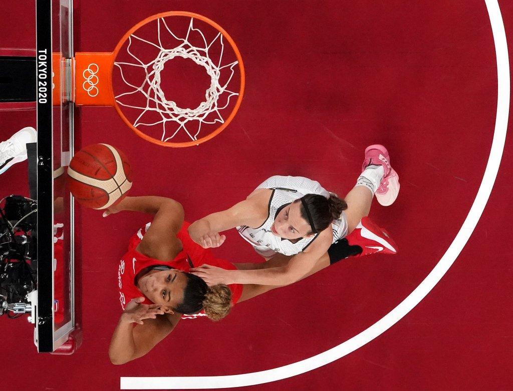 Belgium v Puerto Rico Basketball - Olympics: Day 7