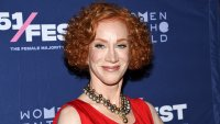 Kathy Griffin Says She Is Undergoing Surgery for Lung Cancer