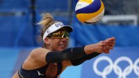 April Ross Is Beach Volleyball's Last Woman Standing With Past Medals