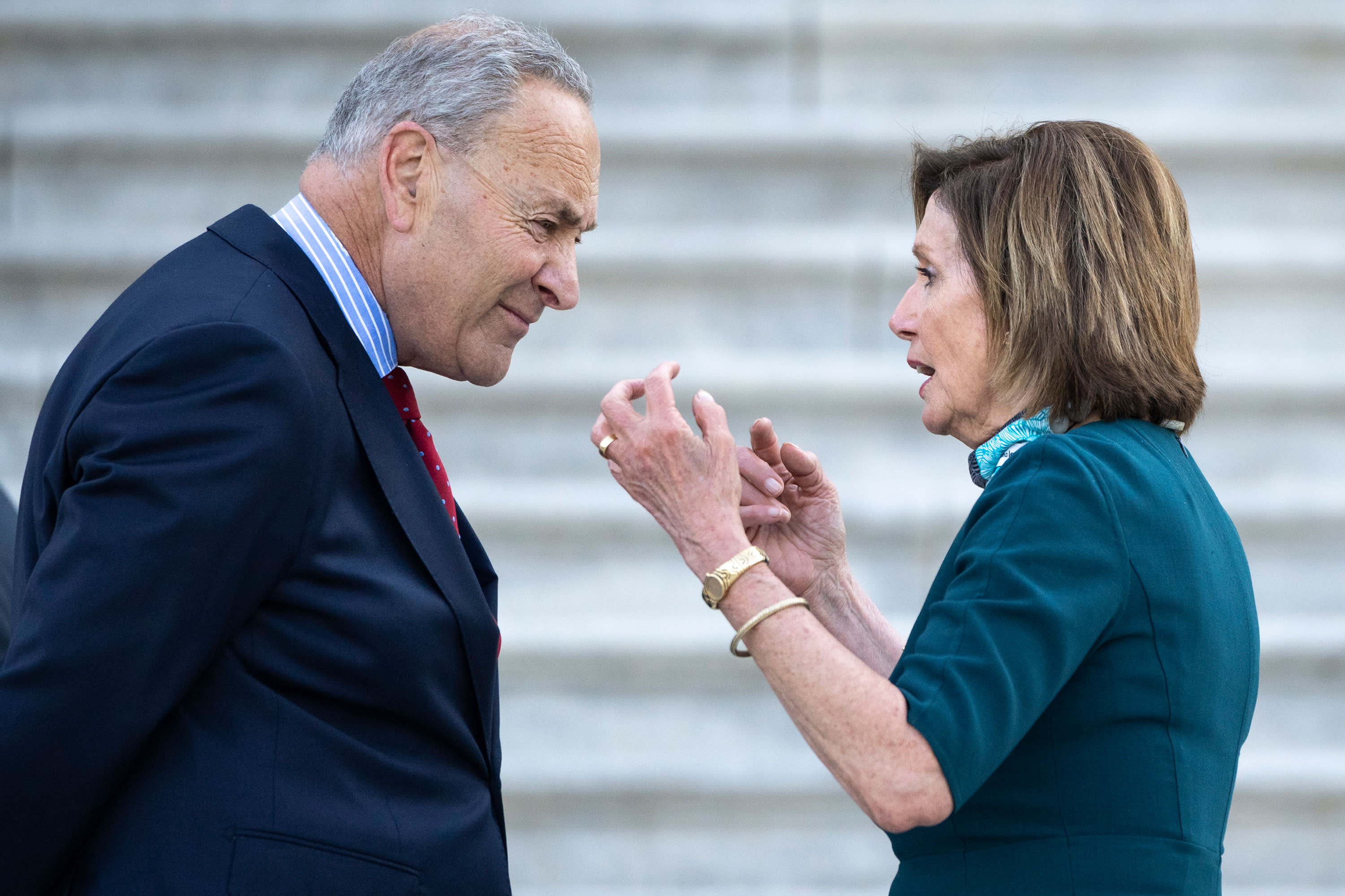Washington Gridlock and a Debt-Ceiling Showdown Are Weighing on the Market – NBC Connecticut