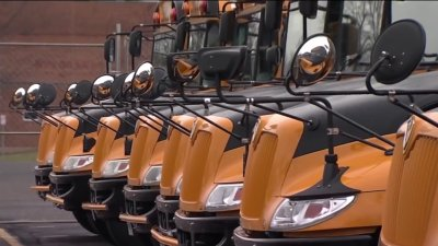 Bus Driver Shortage Could Get Worse Monday