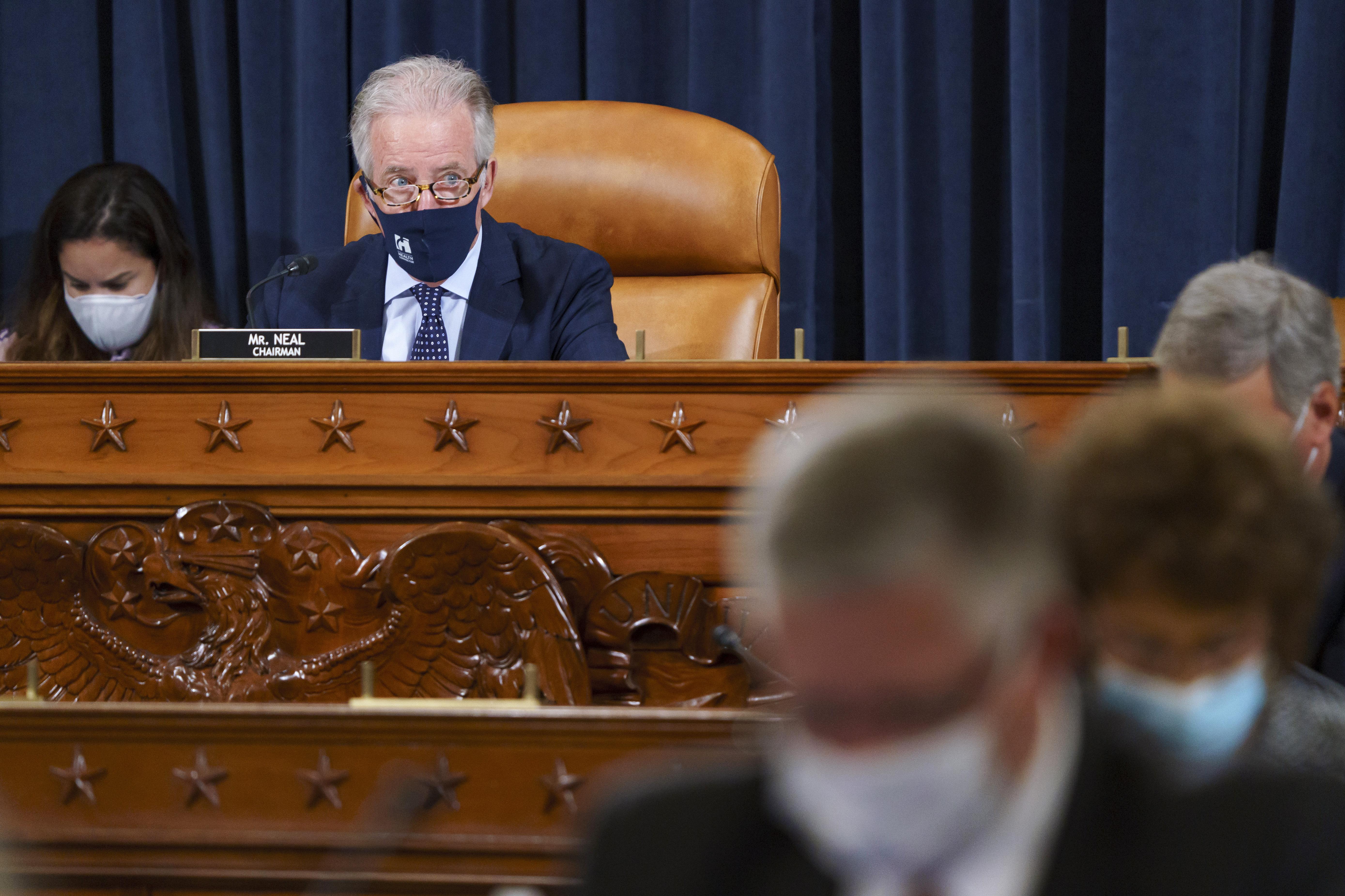 House Dems Begin Moving Parts of Biden $3.5T Domestic Plans – NBC Connecticut