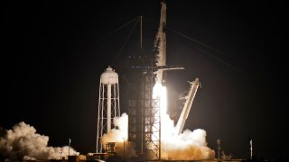 SpaceX Private Spaceflight