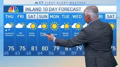 Morning Forecast for Sept. 16